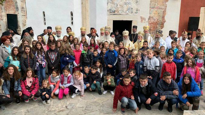 Pećka Patrijaršija: Završena liturgijska proslava osam vekova Autokefalnosti SPC 1