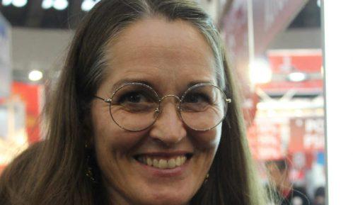 Sofija Lundbrej sa čitaocima 11