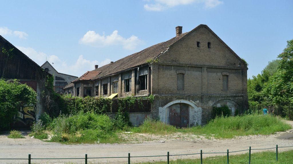 Pisarri: Zaštititi nekadašnji logor Topovske šupe od propadanja 2