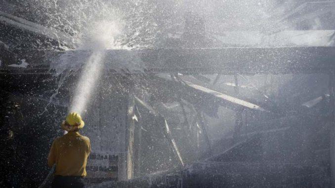 U Kaliforniji naložena evakuacija 50.000 ljudi zbog šumskih požara 1