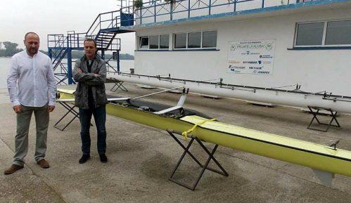 Novi čamci za vicešampione Srbije 9