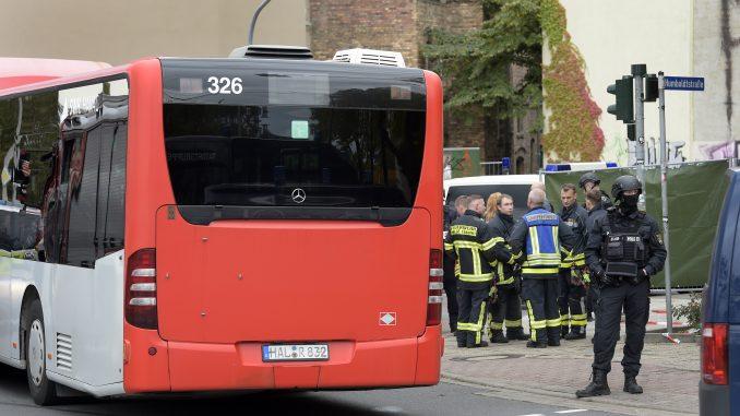 Nemačka: Uhapšen osumnjičeni za napad na sinagogu u Haleu 3