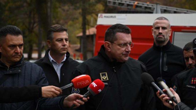 Požar na Staroj planini stavljen pod kontrolu, stiže i ruski ''Iljušin'' 2