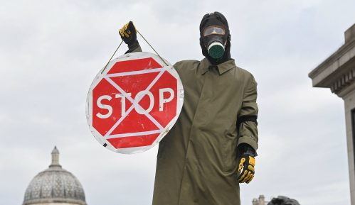 "Počela ""prolećna pobuna"": Ekološki protesti se šire svetom (FOTO) 6"