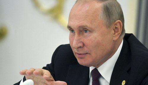 Putin obećao usavršavanje oružja koje je izazvalo radioaktivni incident 11