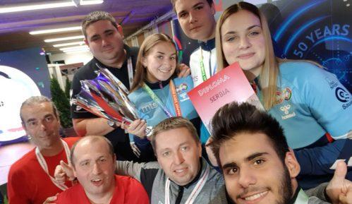 Srbija osvojila srebro u Evropskoj ligi mladih vazdušnom puškom 10