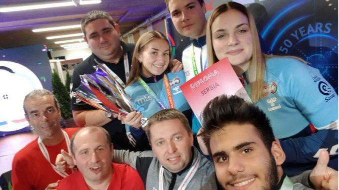 Srbija osvojila srebro u Evropskoj ligi mladih vazdušnom puškom 1