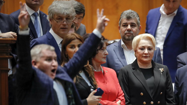 Izglasano nepoverenje rumunskoj vladi 2