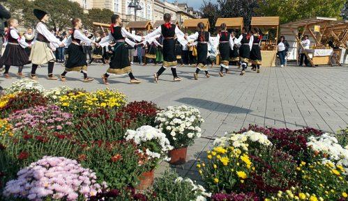 Jesenji sajam cveća, meda, zimnice i vina otvoren u Smederevu 13