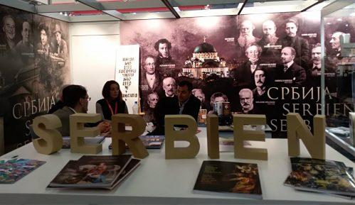 Štand Srbije na Sajmu knjiga u Frankfurtu: Književnost za sve generacije 8
