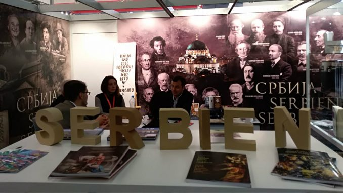 Štand Srbije na Sajmu knjiga u Frankfurtu: Književnost za sve generacije 1