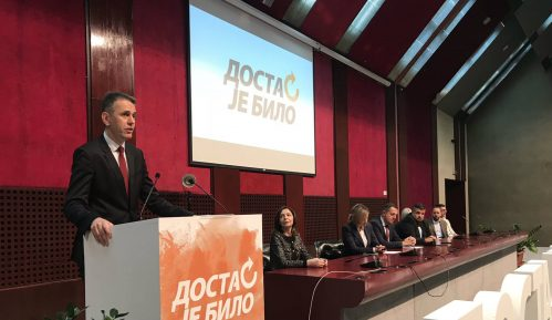DJB: Za odbranu državnih interesa potrebno obaranje falsifikovanih izbora 7