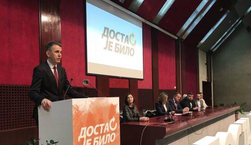 DJB: Za odbranu državnih interesa potrebno obaranje falsifikovanih izbora 13