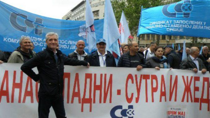 Savez samostalnih sindikata Srbije: Milioni radnika ostali bez posla 3