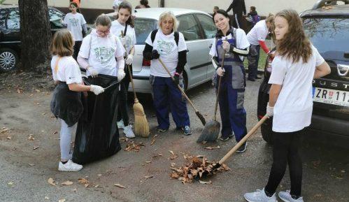 SBB fondacija u akciji čišćenja u Zrenjaninu 7