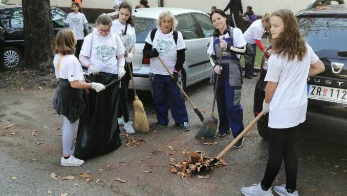 SBB fondacija u akciji čišćenja u Zrenjaninu 1