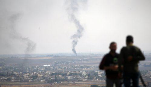 Konvoj sa kurdskim borcima i ranjenicima napušta sever Sirije 5