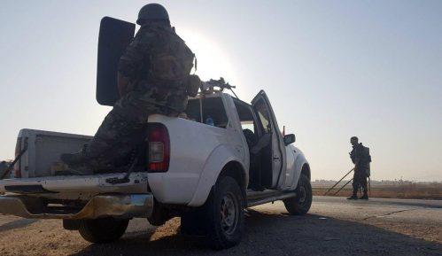 Kurdske snage tvrde da su završile povlačenje iz pogranične oblasti s Turskom 3