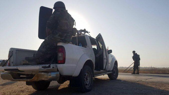 Kurdske snage tvrde da su završile povlačenje iz pogranične oblasti s Turskom 1