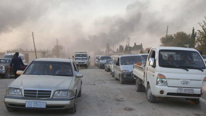 Opservatorija: U Siriji stradalo 14 civila u bombardovanju 1