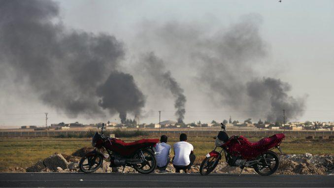 Kurdi napustili sirijski grad, Turska potvrdila njihovo povlačenje 3