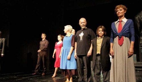 """Šerbedžiji nagrada za najbolje glumačko ostvarenje, najbolja predstava po oceni publike """"Sjećaš li se Doli Bel"""" 5"""