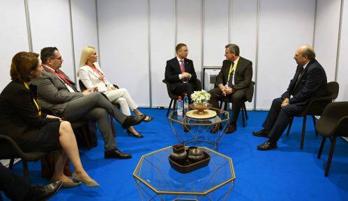 Stefanović sa šefovima delegacija Španije i Moldavije o Kosovu i daljoj saradnji policija 10