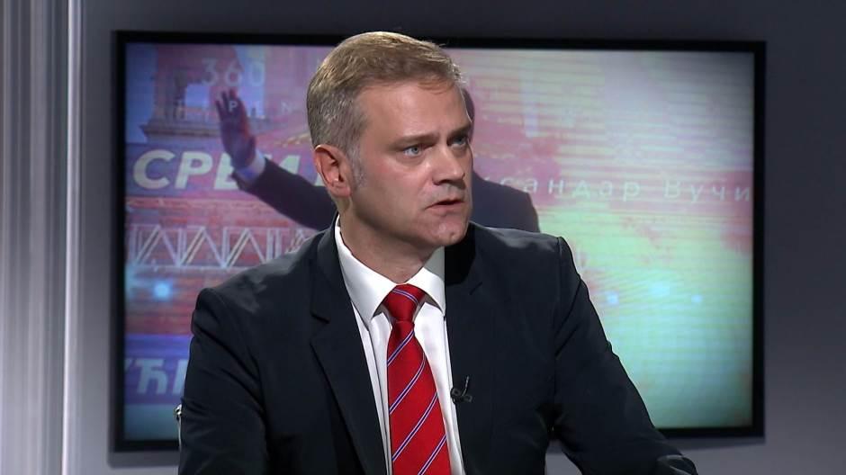 Borko Stefanović: Nećemo bojkotovati izbore 1