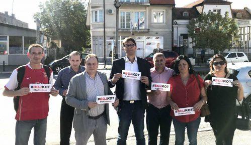 Jovanović u Paraćinu: Odluka o bojkotu zalog za potpunu promenu sistema u Srbiji 2