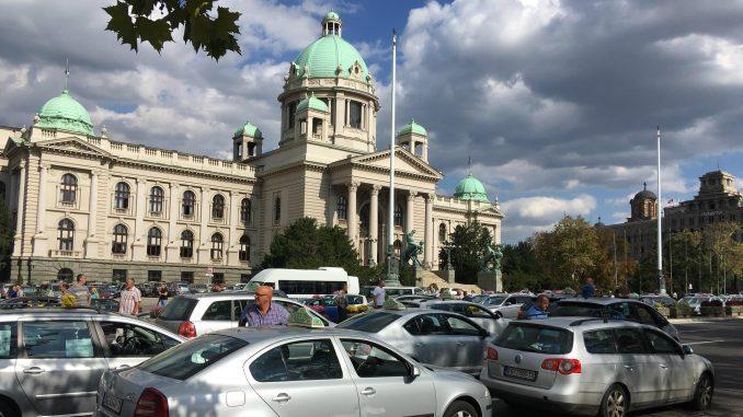 CarGo: Krivična prijava protiv taksista zbog zloupotrebe štrajka 1