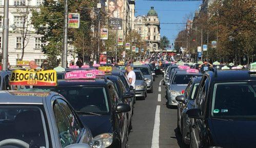 Ministarstvo odbacilo navode Komiteta za bezbednost sabraćaja da je odgovorno za štrajk taksista 3