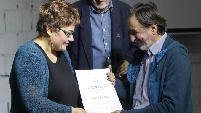 Tamara Skrozza dobitnica nagrade za novinarsku hrabrost i izuzetnost 3
