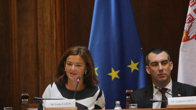 Fajon: Obnavljanje dijaloga Beograda i Prištine prioritet 3
