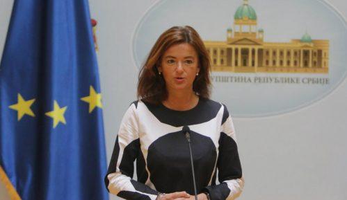 Fajon: Legitimitet srpskog parlamenta bez stvarne opozicije je pod znakom pitanja 4