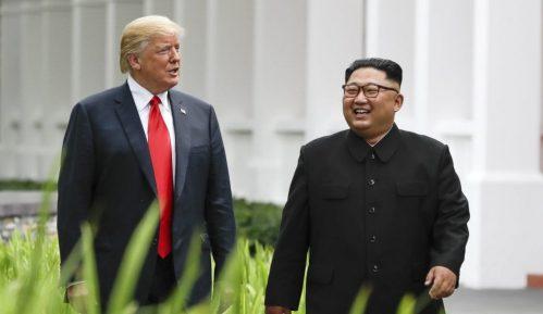 Tramp pozvao Kima na dogovor 7