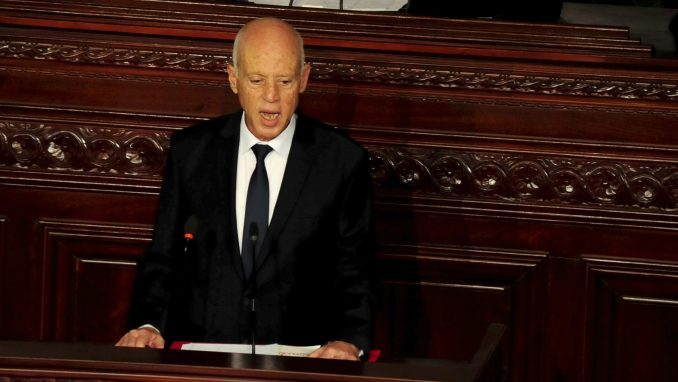 Novi predsednik Tunisa Kais Said položio zakletvu 1