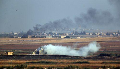 Turske snage napreduju u kopnenoj akciji protiv kurdskih boraca u Siriji 14