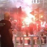 Miletić: Navijači Crvene zvezde napali prostorije Prajd info centra 10