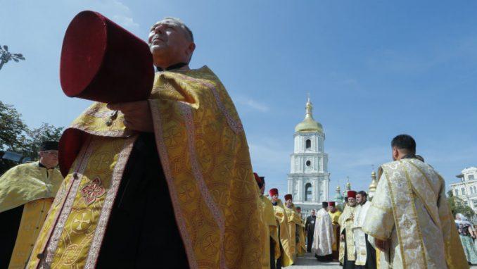 SPC: Grčko priznavanje Ukrajinske crkve korak ka raskolu pravoslavlja 4