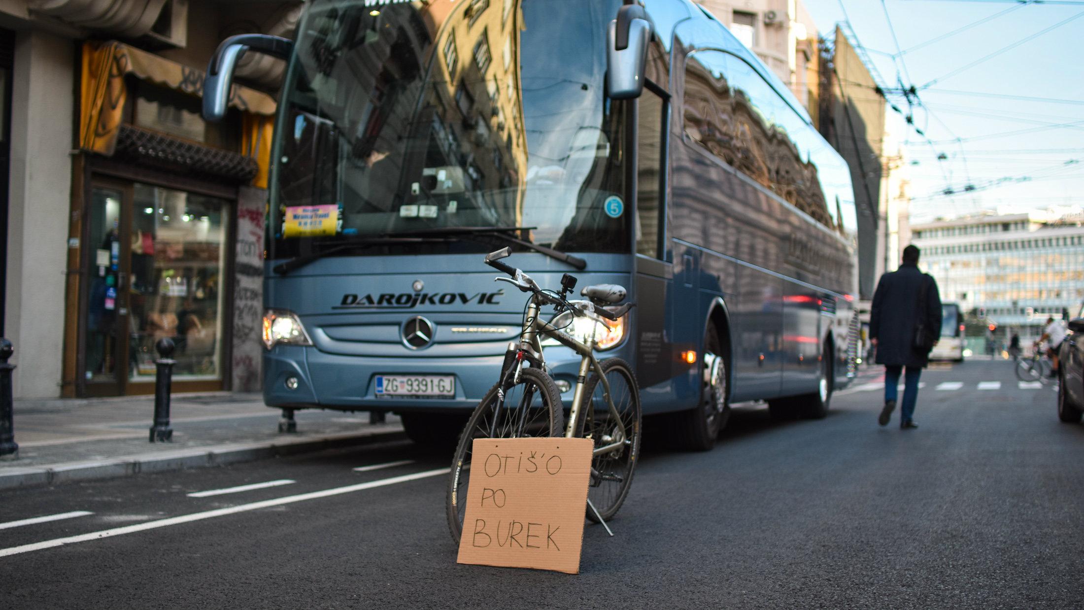 """""""Ulice za bicikliste"""": Vozači da poštuju prostor namenjen biciklistima 2"""