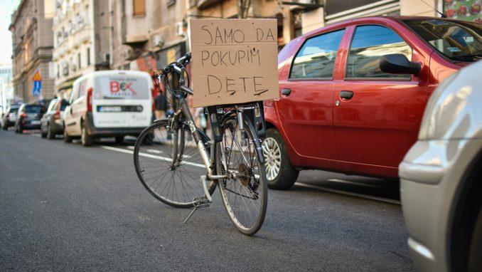 """""""Ulice za bicikliste"""": Vozači da poštuju prostor namenjen biciklistima 3"""
