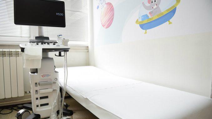 NIS donirao ultrazvučni aparat za bebe Domu zdravlja u Sopotu 4