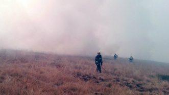 Marić: Zatražena pomoć Rusije u gašenju požara na Staroj planini (FOTO) 2