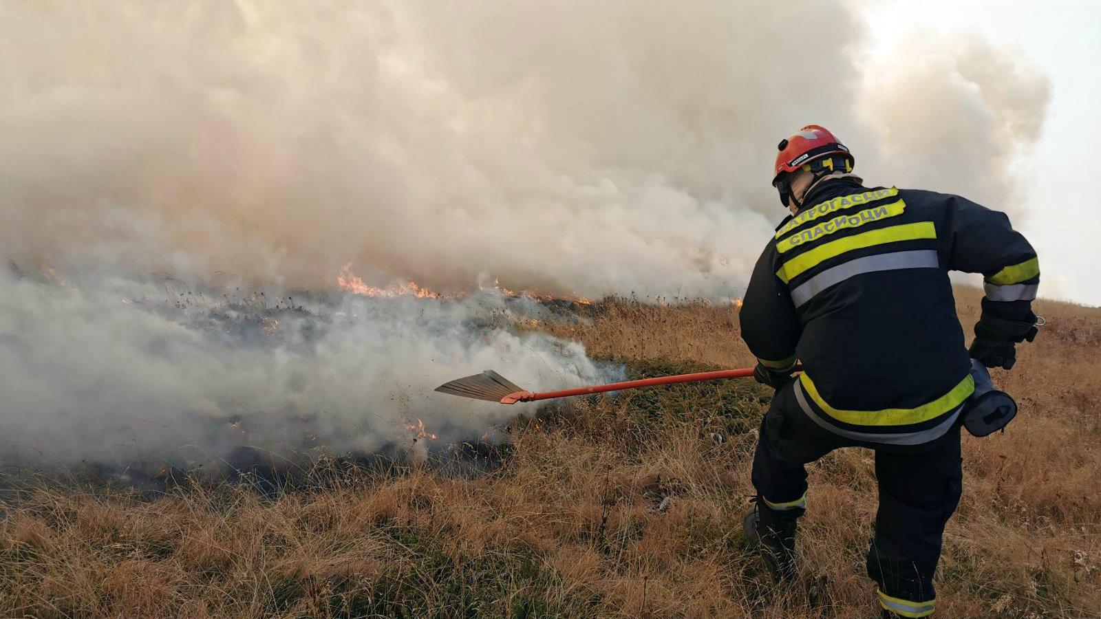 MUP: Lokalizovan požar na Morkoj Gori 1