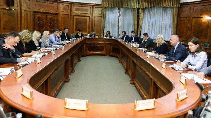 Vlada Srbije predložila Skupštini članove Nadzornog odbora za praćenje izbora 2