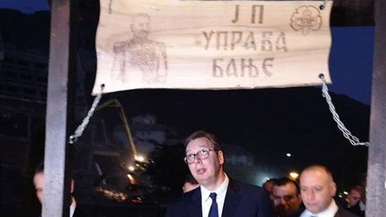 Vučić: Ponovo ću pokušati da dovedem Folksvagen, možemo da ponudimo veće subvencije 1