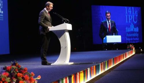 Vučić: Sanjamo mir, prosperitet i razvoj, ali nema preče stvari od slobode 2