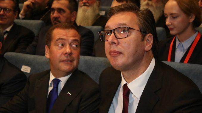 Vučić: Medvedev nije mogao da prepozna Beograd koliko se promenio 1