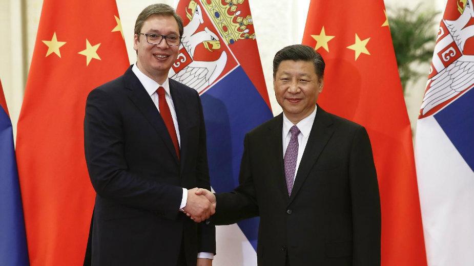 Kina kao Vučićev ratni saveznik 1