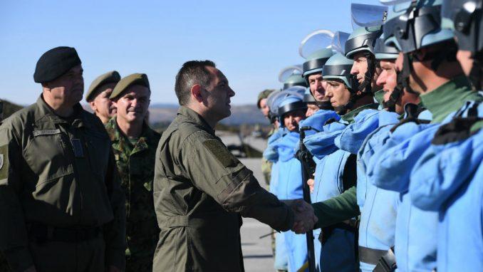 Kolegijum: Vojska Srbije u 2019. ojačala kapacitete u svim segmentima 4